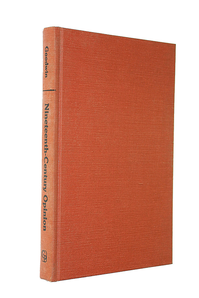 Image for Nineteenth-century Opinion: An Anthology of Extracts from the First Fifty Volumes of the Nineteenth Century, 1877-1901