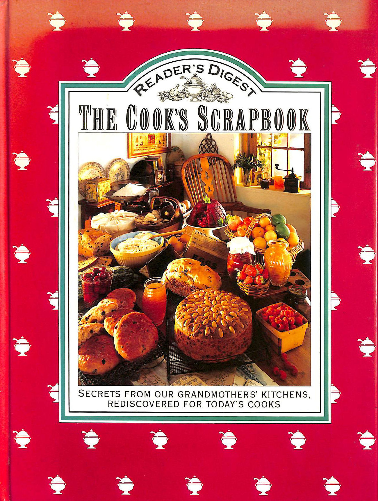 Image for The Cook's Scrapbook