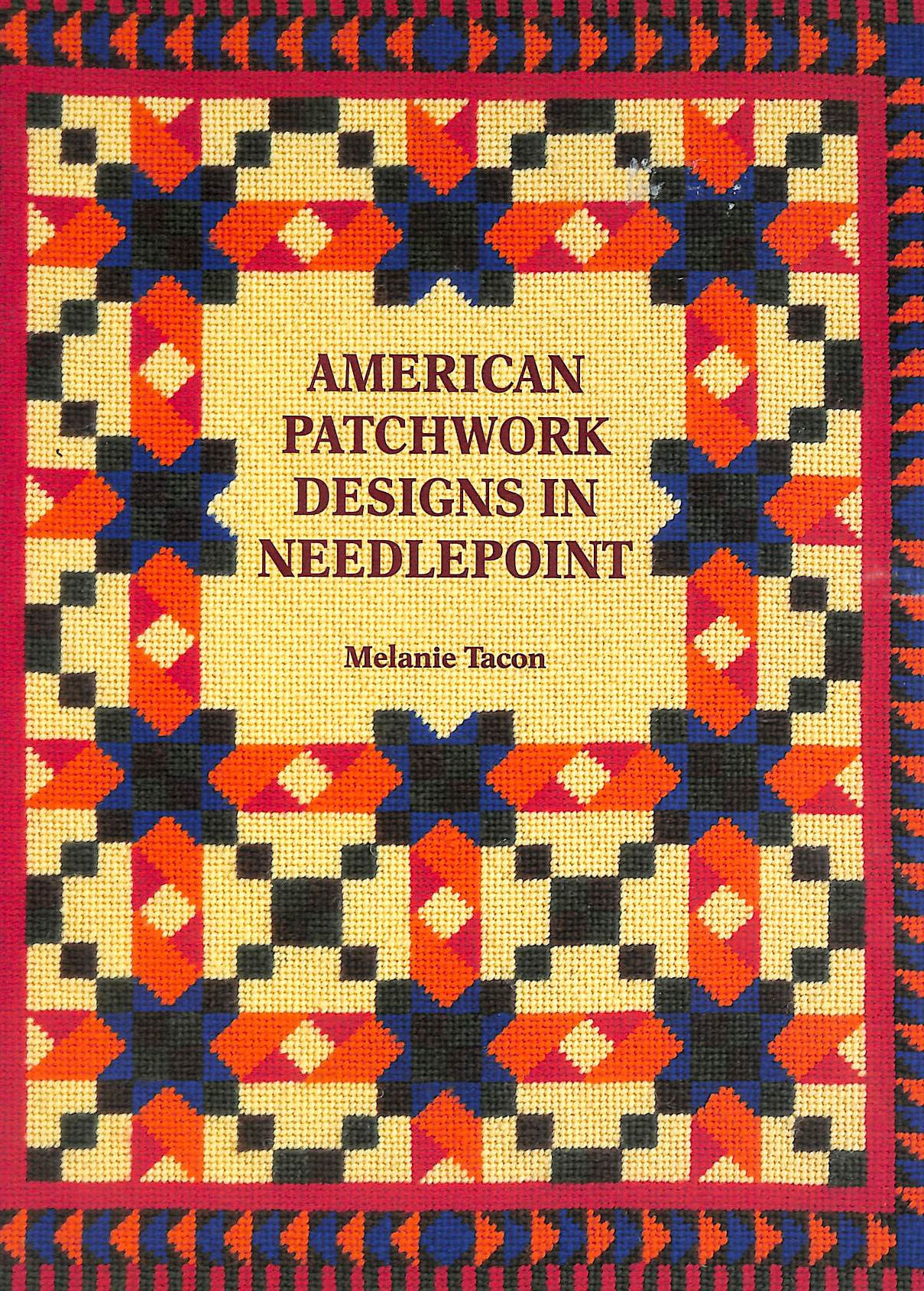 Image for American Patchwork Designs in Needlepoint