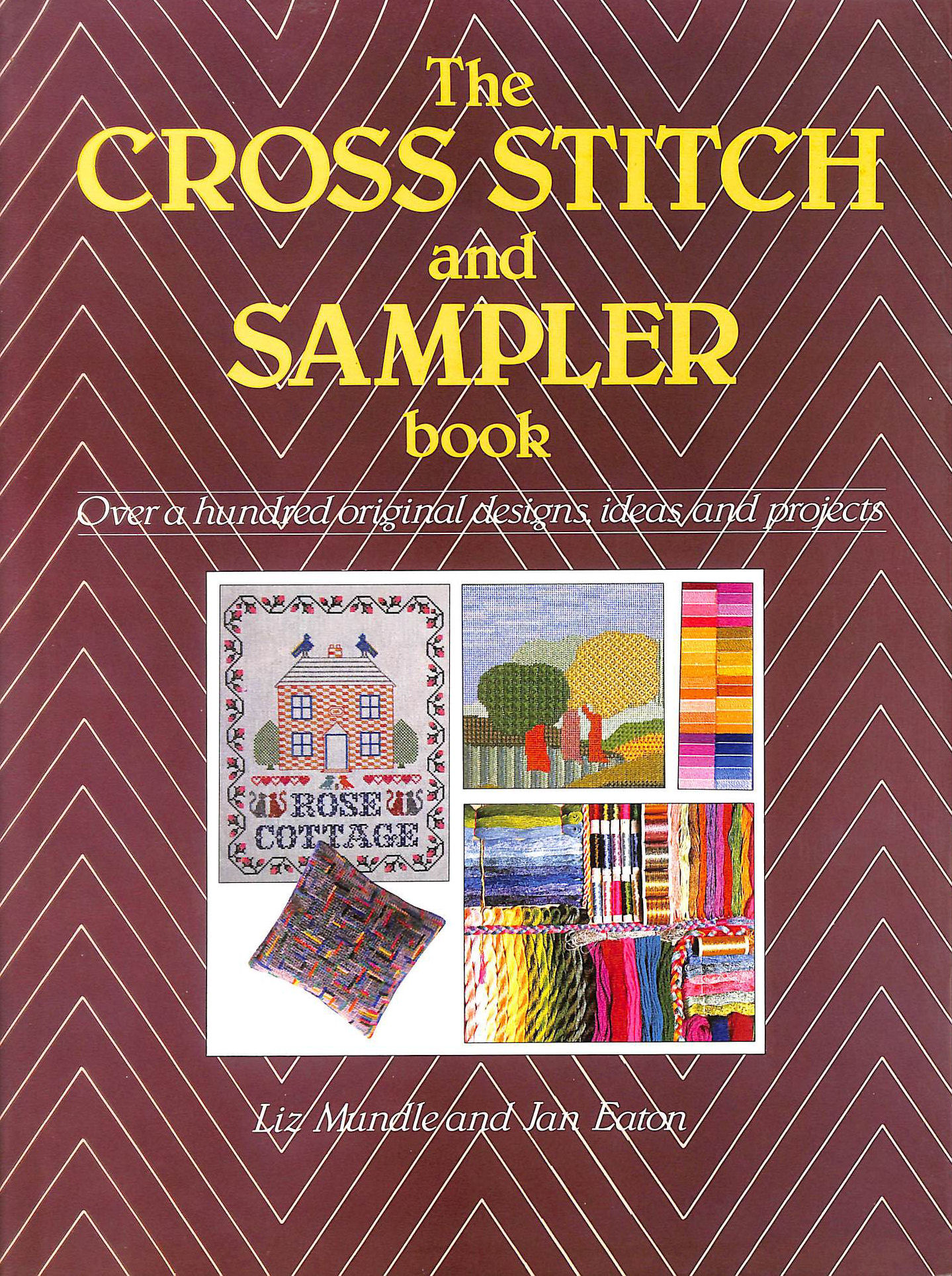 Image for Cross Stitch and Sampler Book