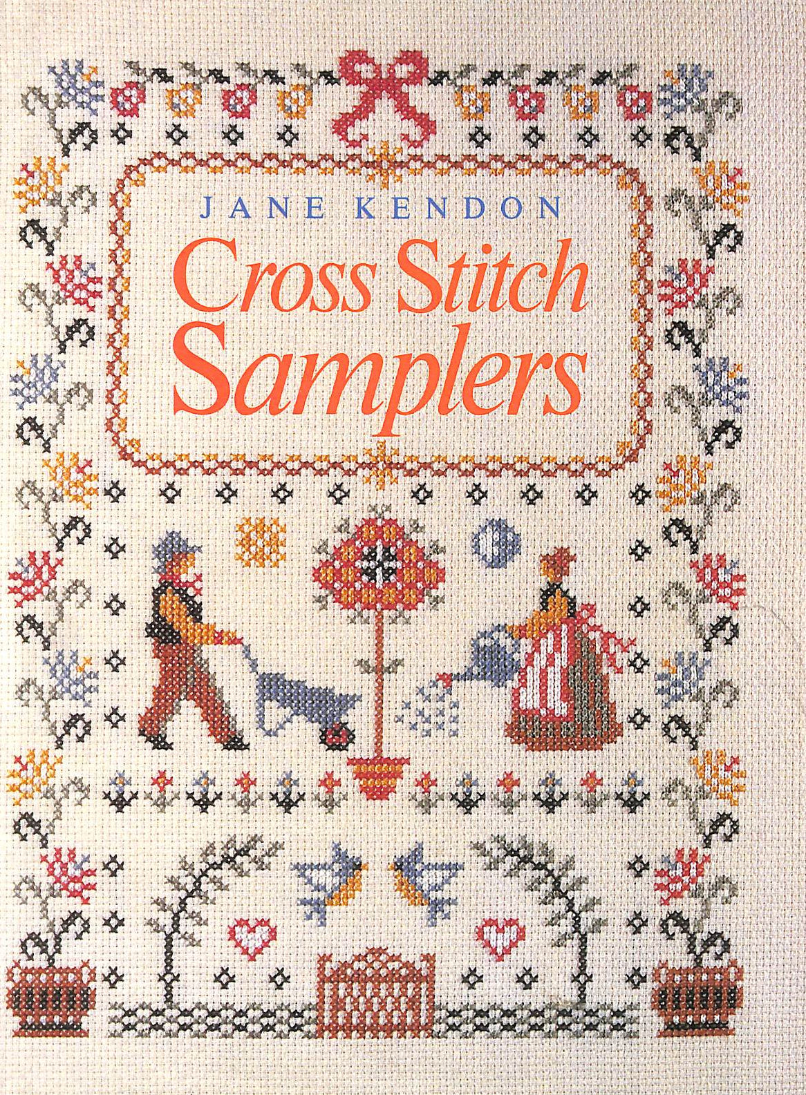 Image for Cross Stitch Samplers