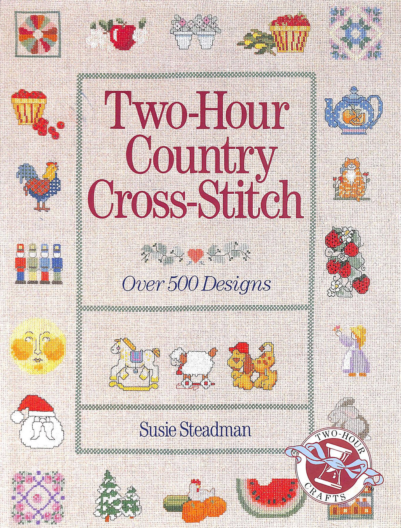 Image for Two Hour Country Cross Stitch