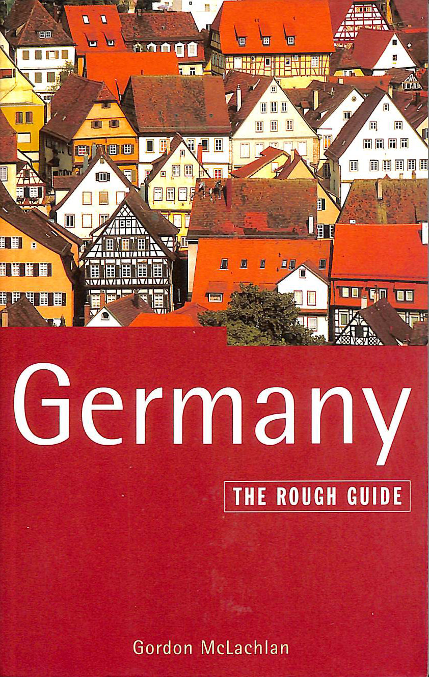 Image for The Rough Guide to Germany