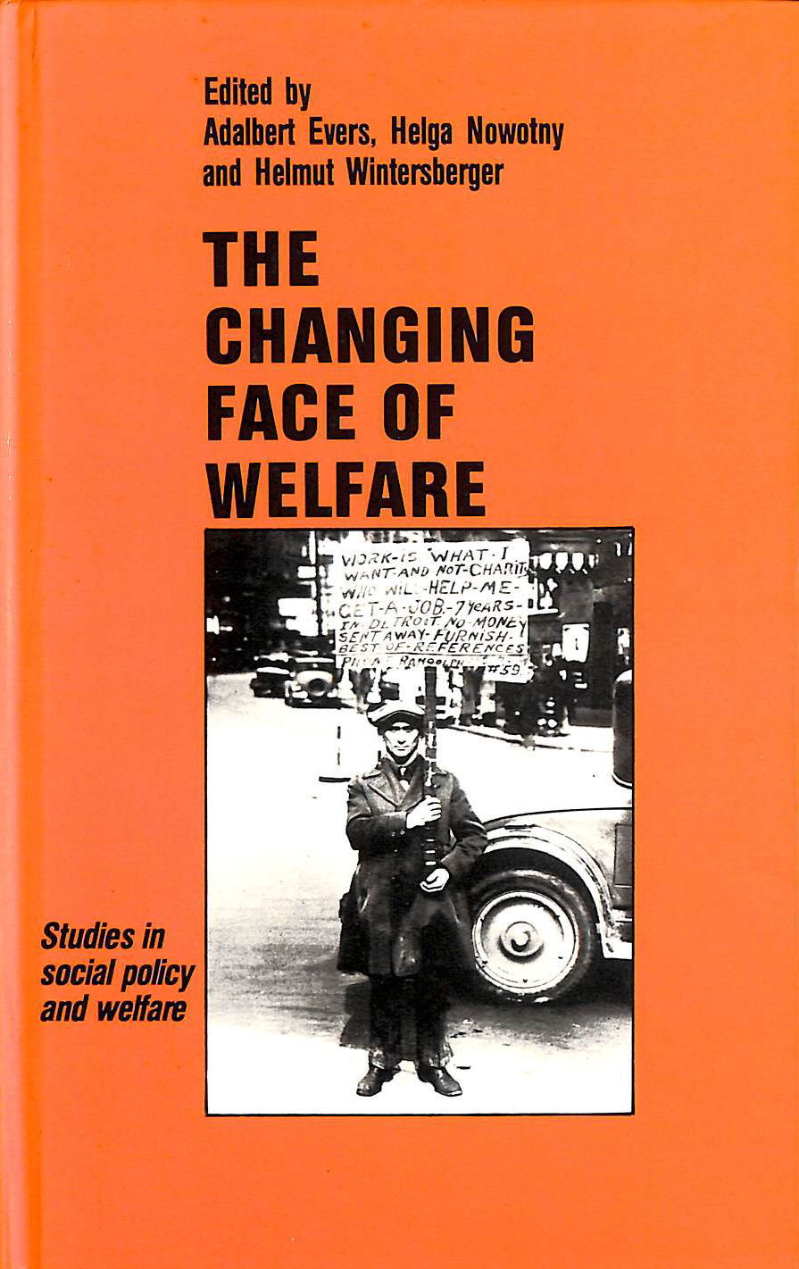Image for The Changing Face of Welfare