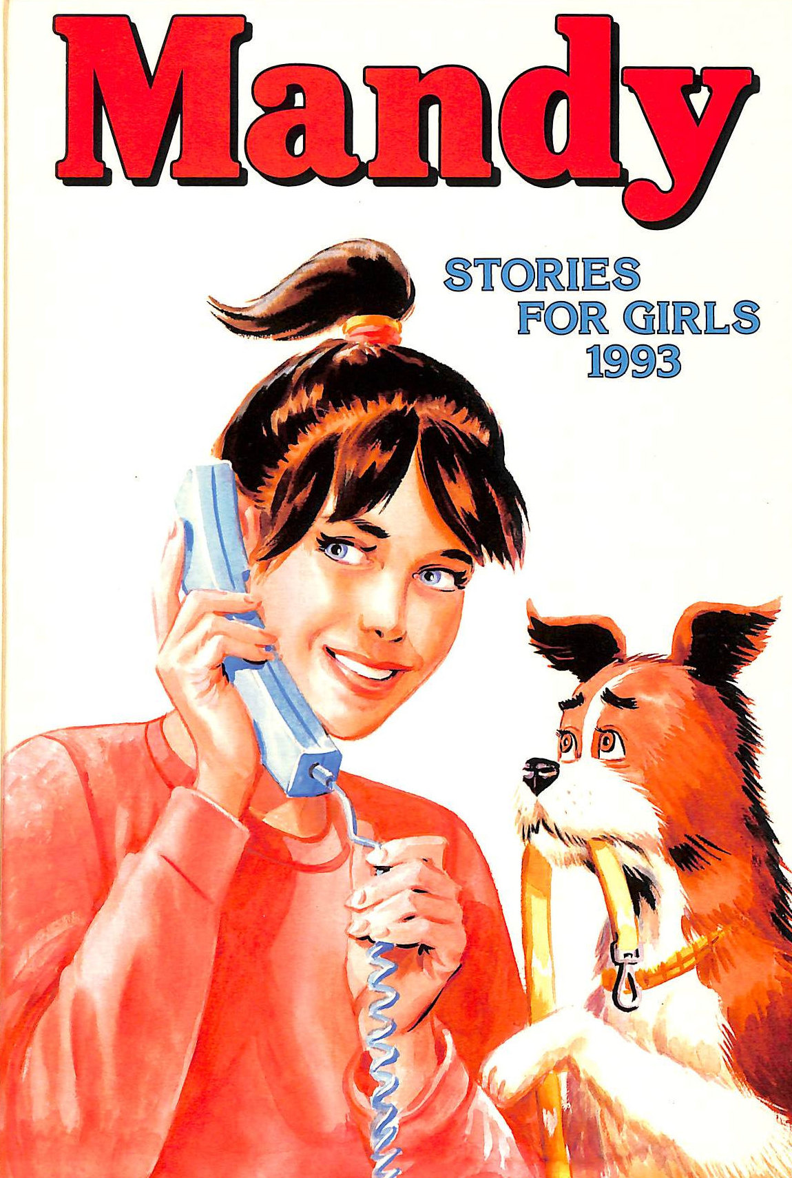 Image for Mandy Annual For Girls 1993 (Annual)