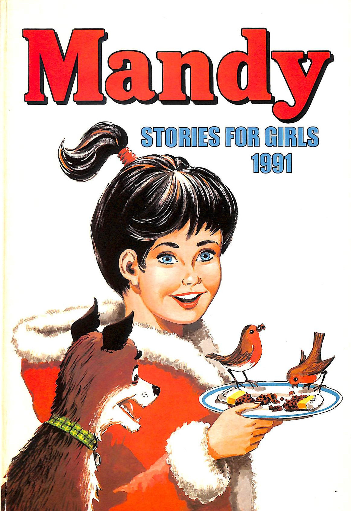 Image for Mandy Annual For Girls 1991 (Annual)