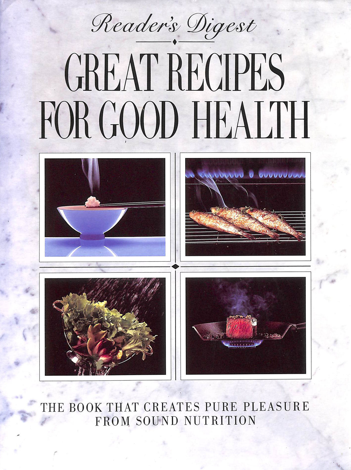 Image for Reader's Digest Great Recipes for Good Health