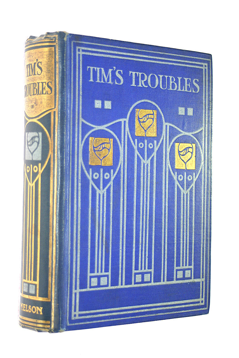 Image for Tim's Trouble