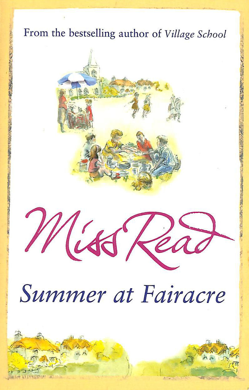 Image for Summer at Fairacre: The ninth novel in the Fairacre series