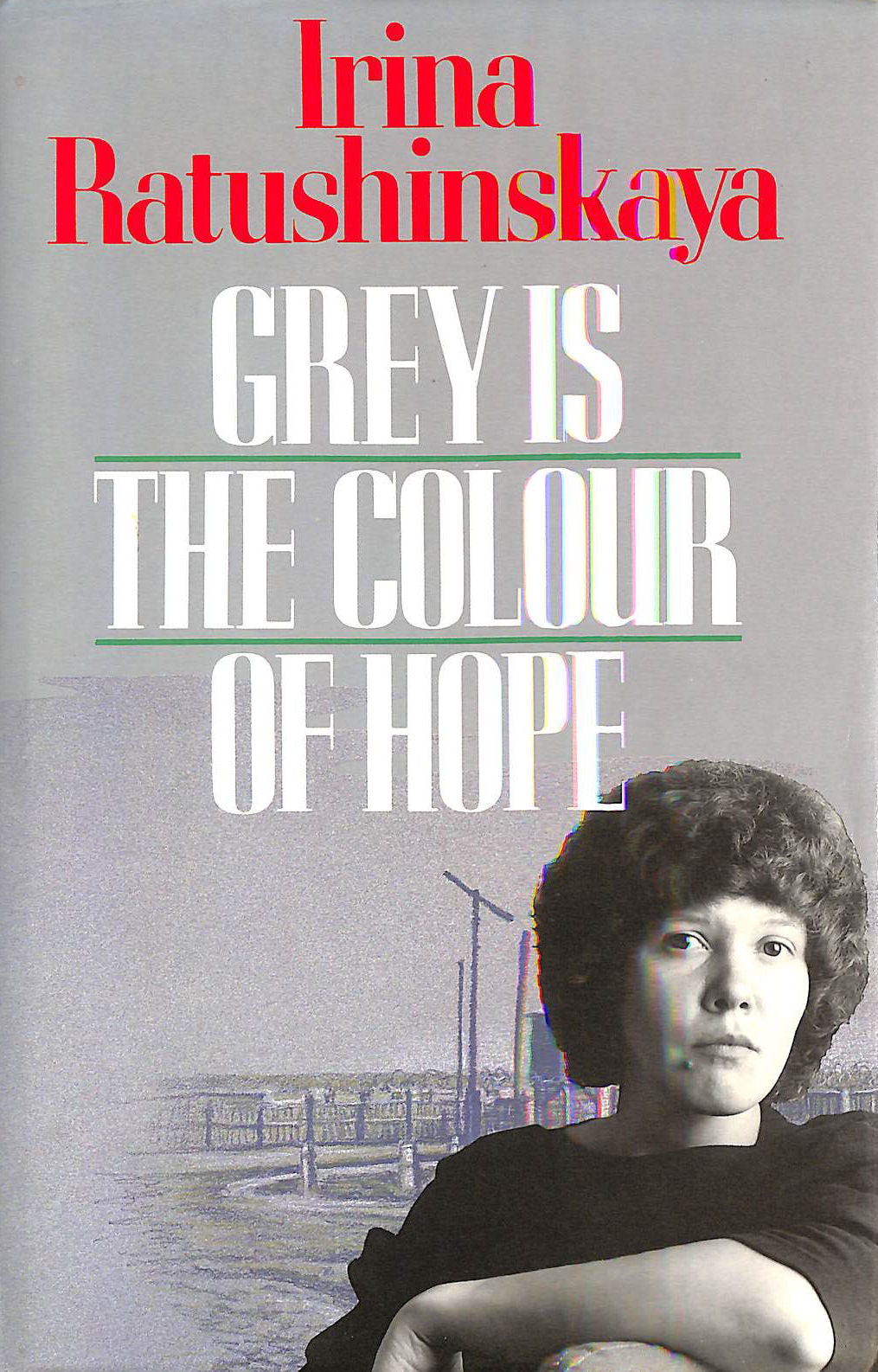 Image for Grey is the Colour of Hope