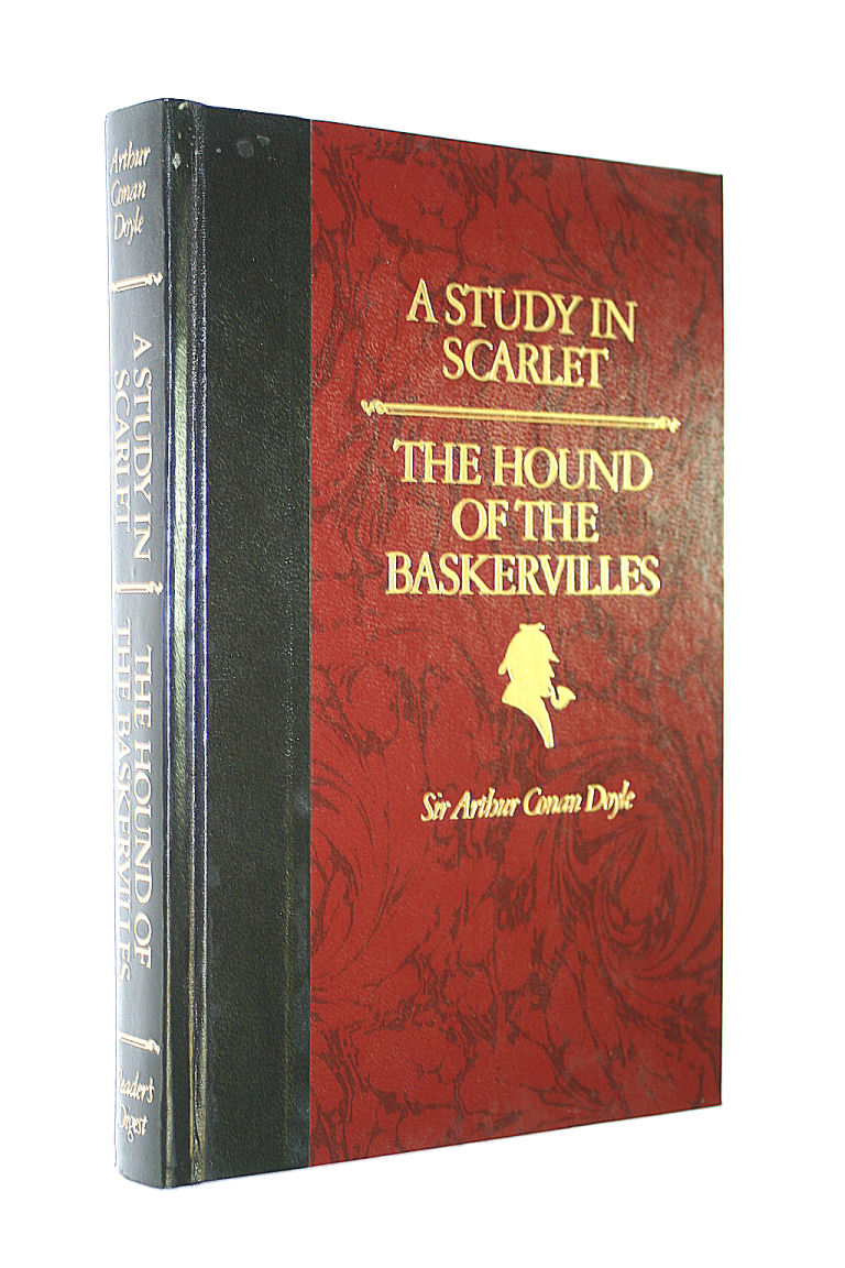 Image for A Study In Scarlet, The Hound Of The Baskervilles