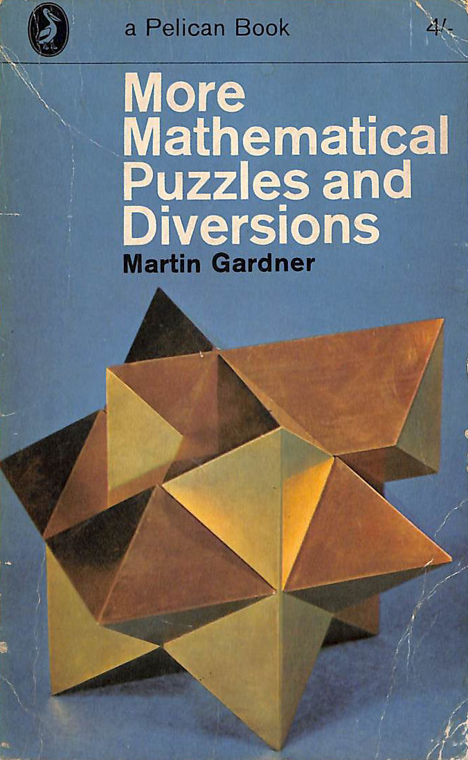Image for More mathematical puzzles and diversions (Pelican books)