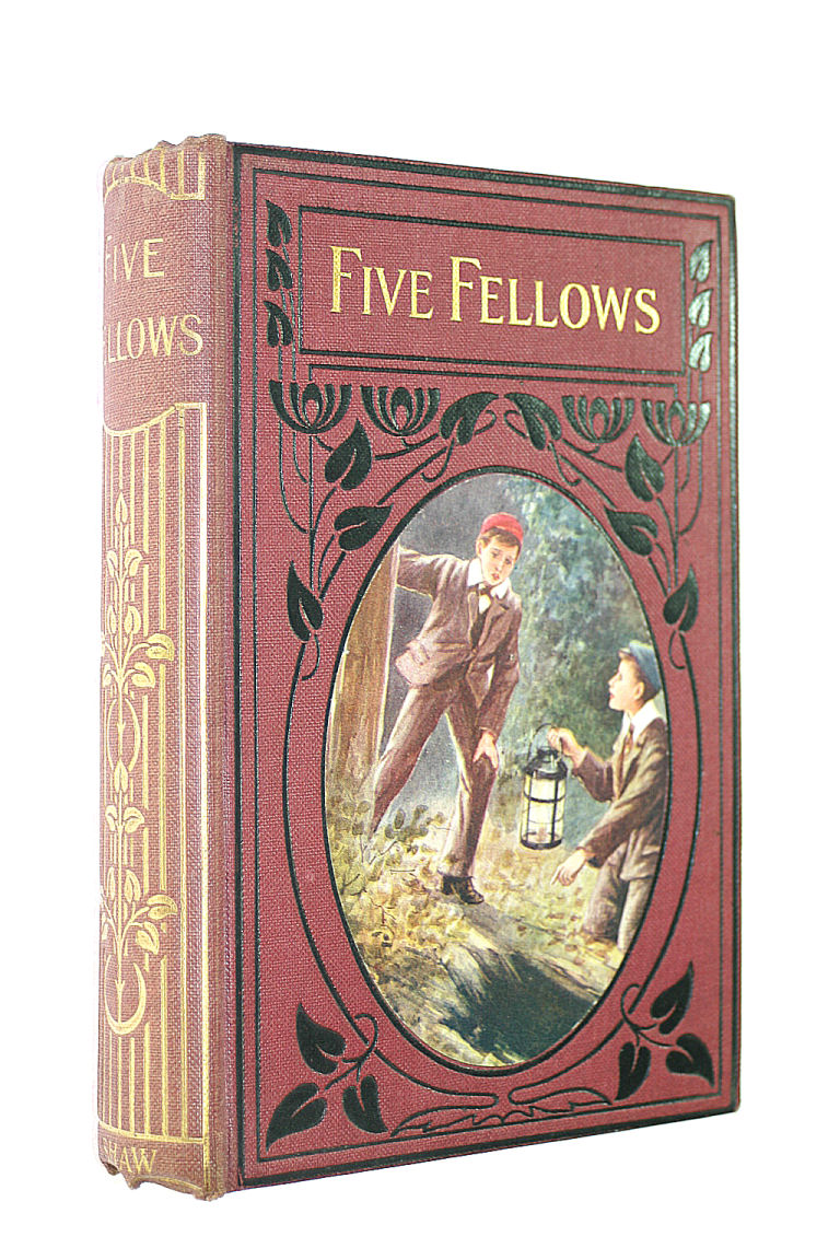 Image for Five Fellows