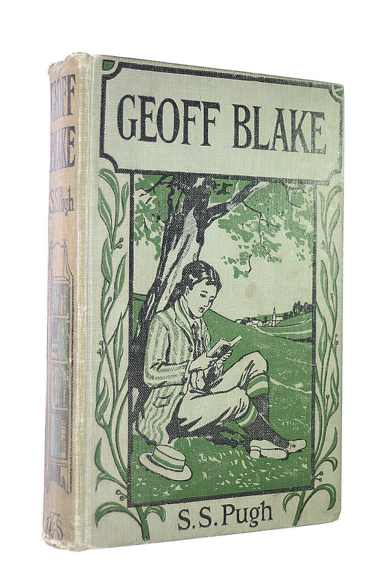 Image for Geoff Blake His Chums And His Foes