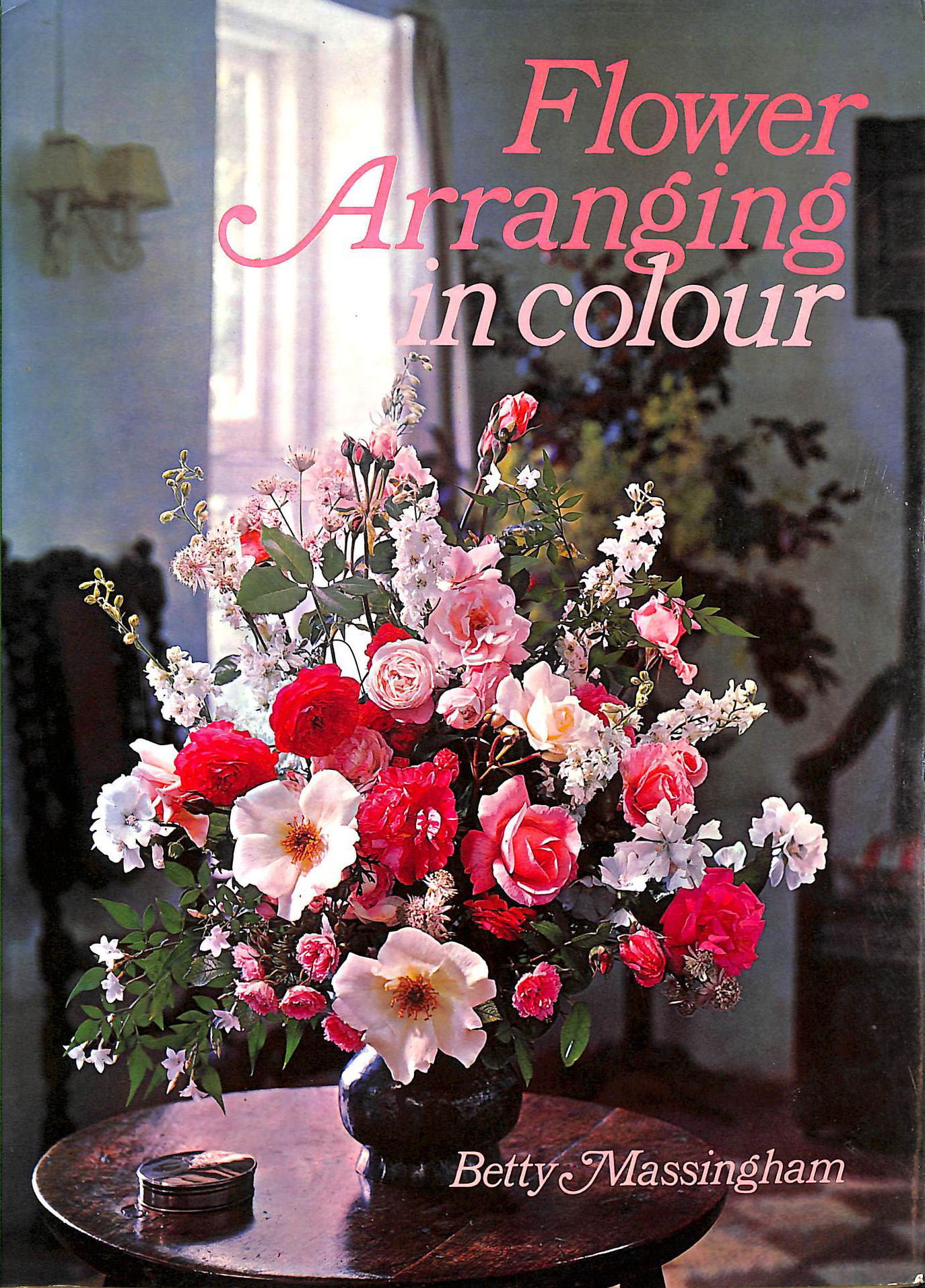 Image for Flower Arranging in Colour