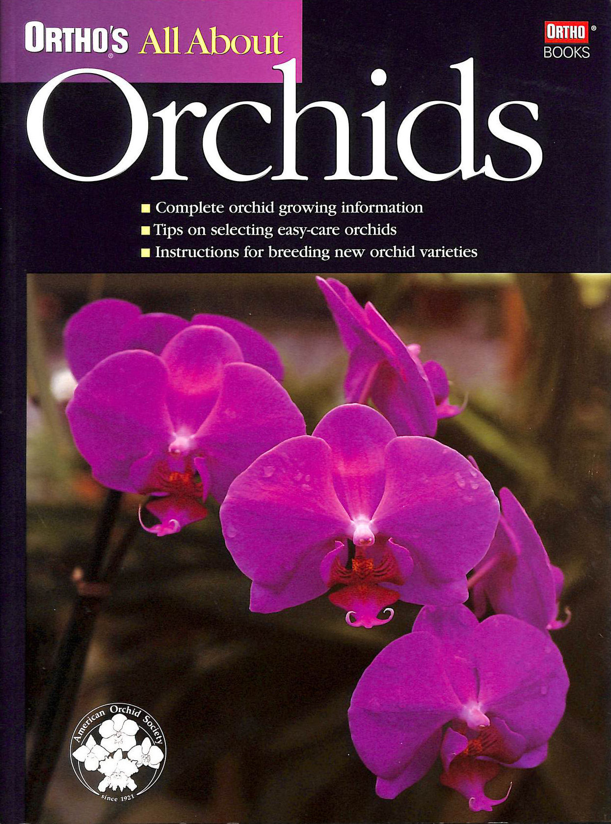 Image for Orchids (Ortho's All About)