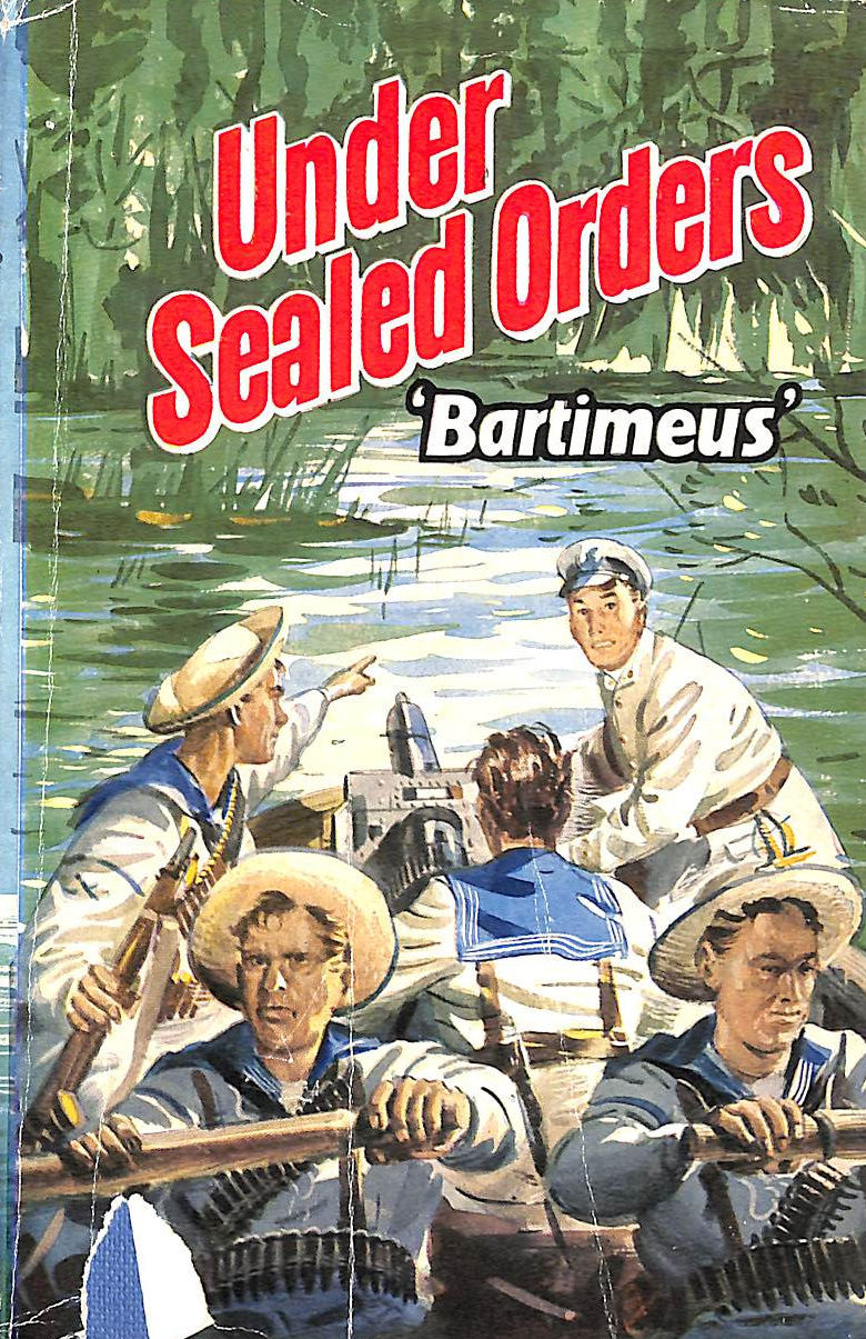 Image for Under Sealed Orders; a naval adventure [Seagull Library]