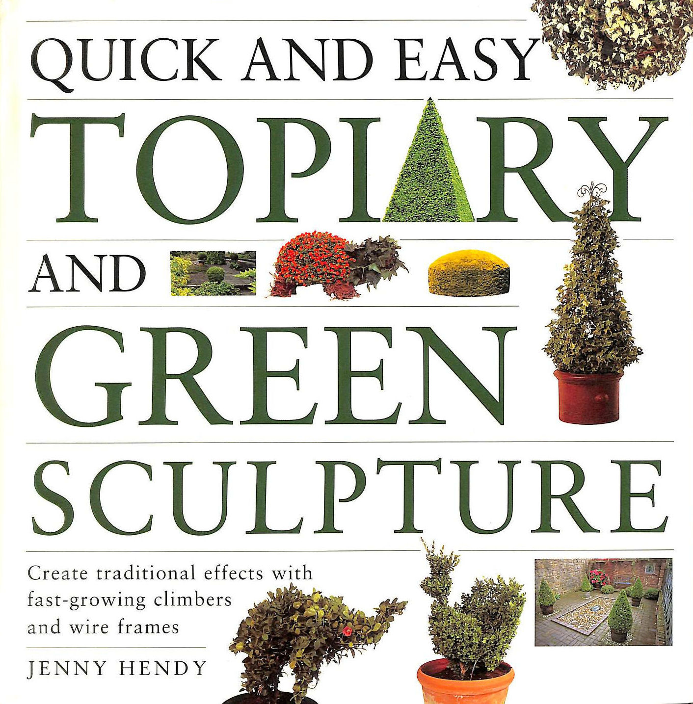 Image for Quick and Easy Topiary