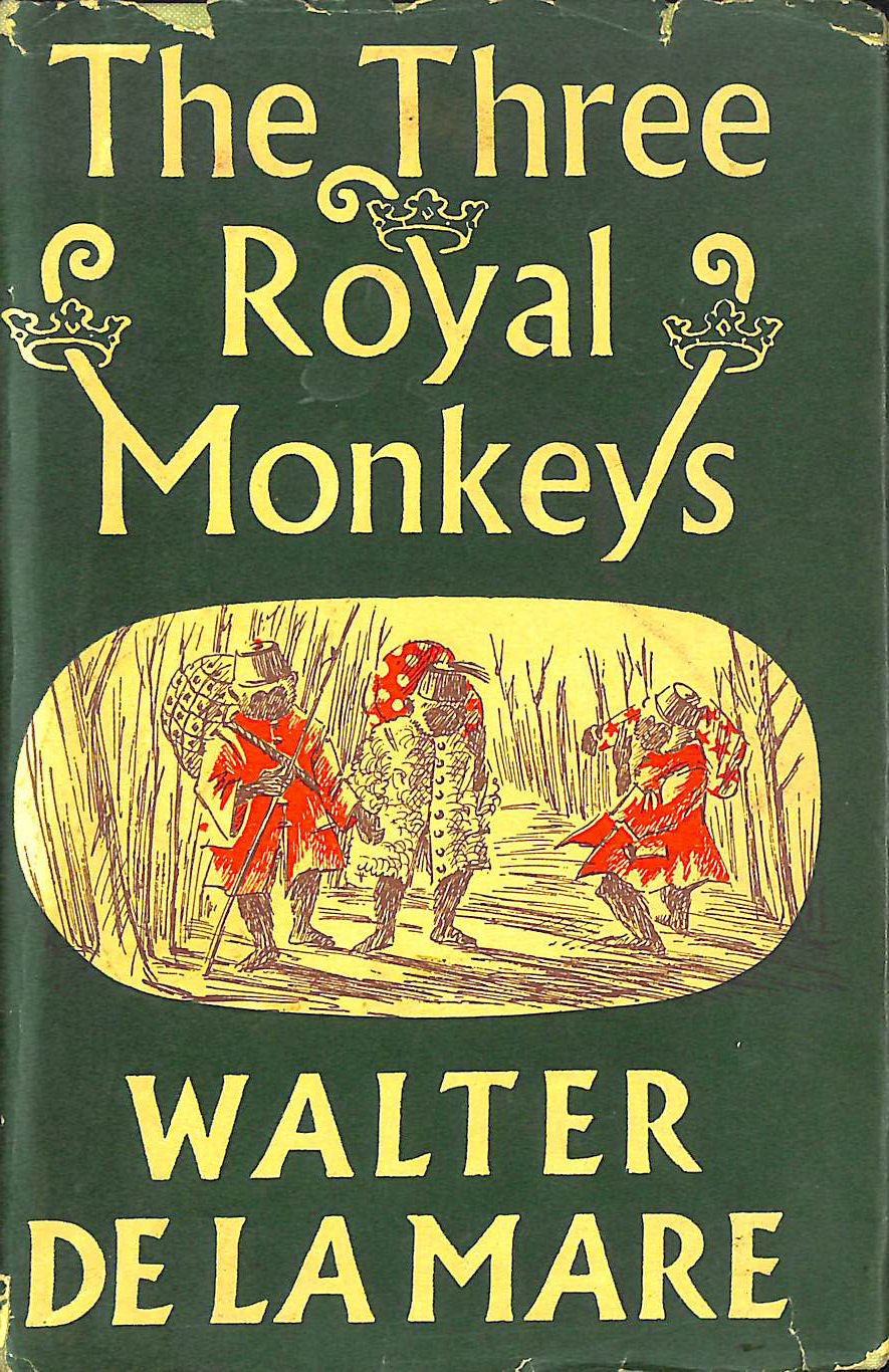 Image for The Three Royal Monkeys