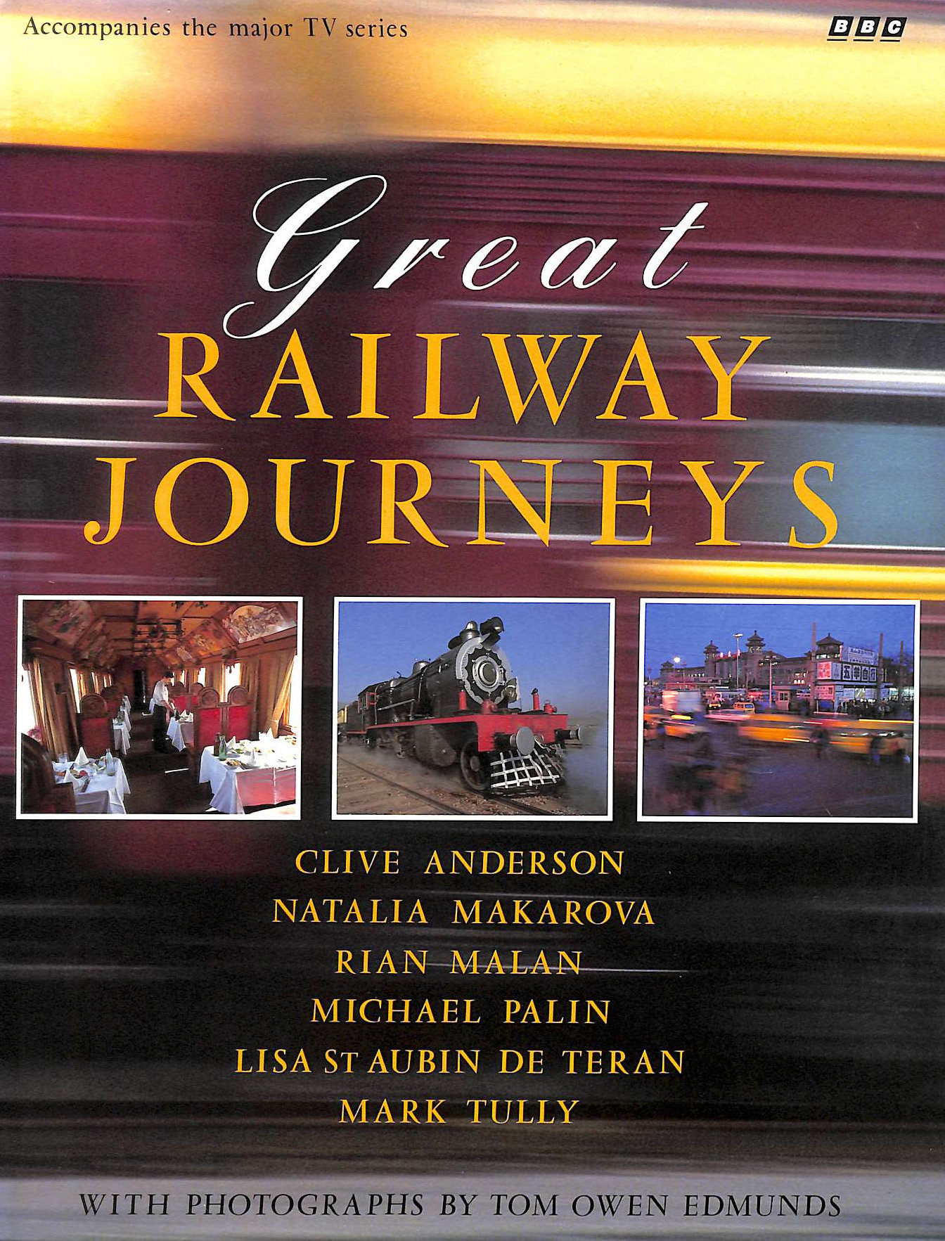 Image for Great Railway Journeys