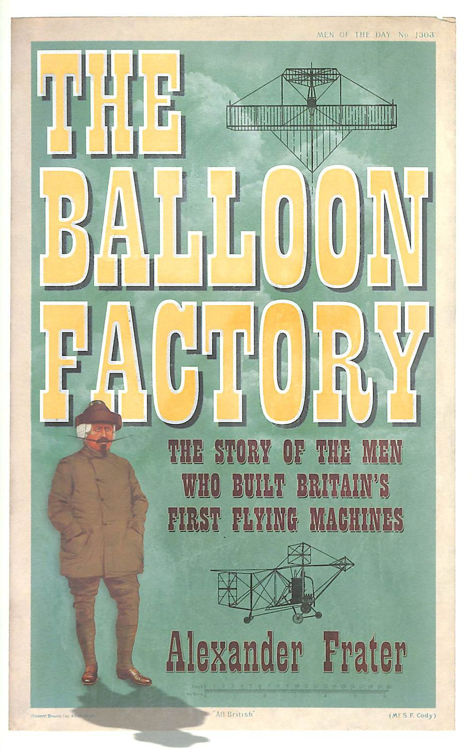 Image for The Balloon Factory: The Story of the Men Who Built Britain's First Flying Machines