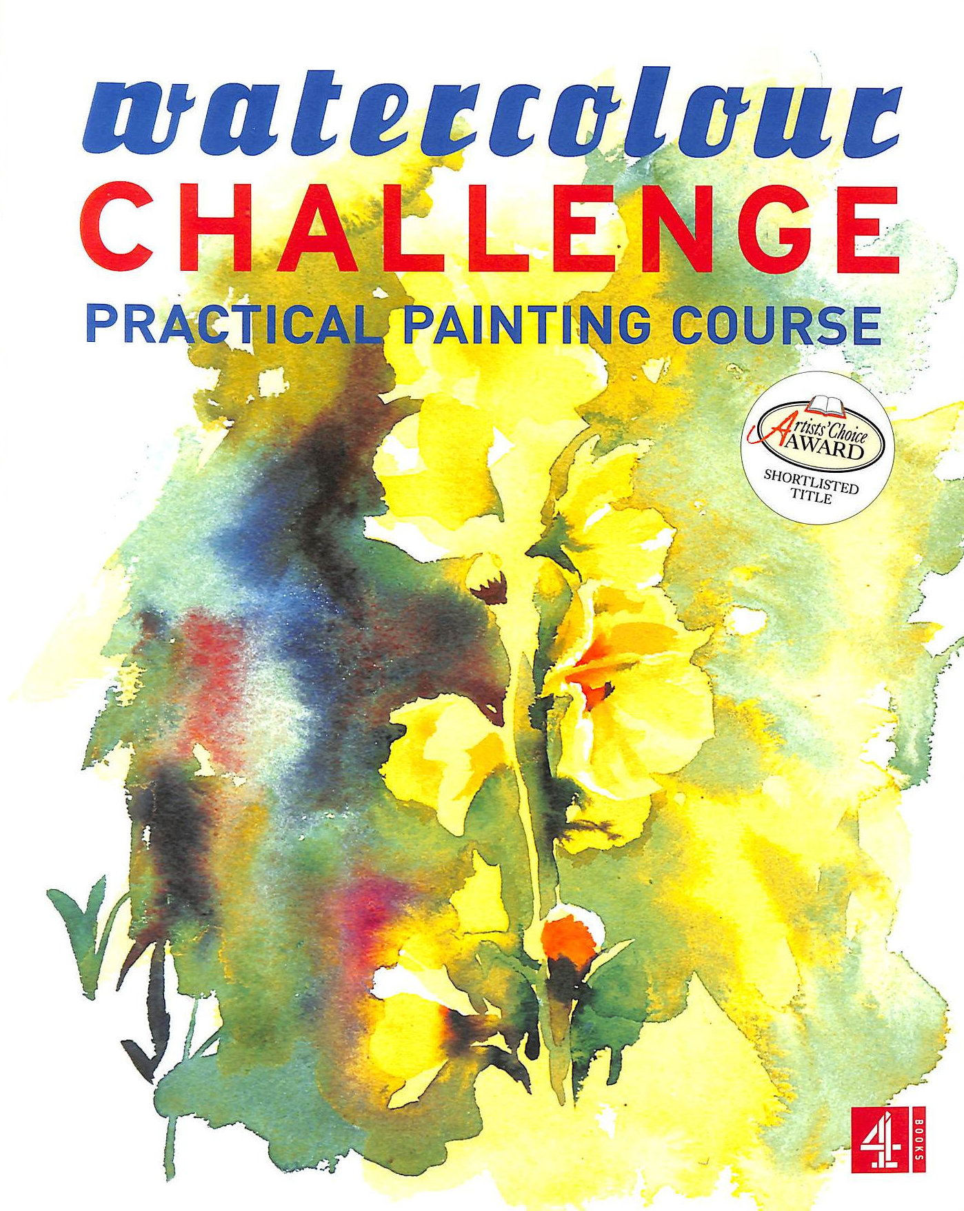 Image for Watercolour Challenge Practical Painting Course