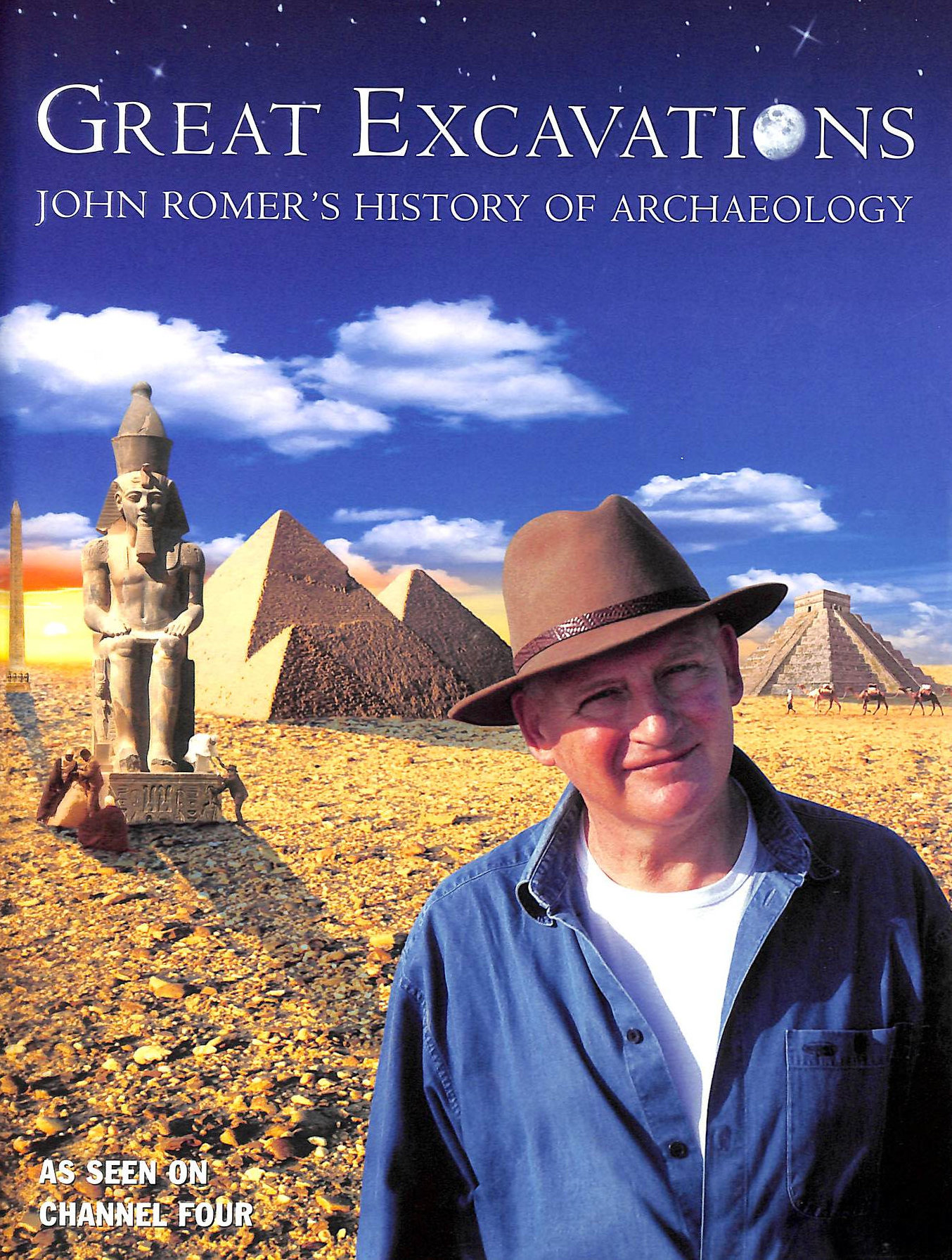 Image for Great Excavations: John Romer's History Of Archaeology