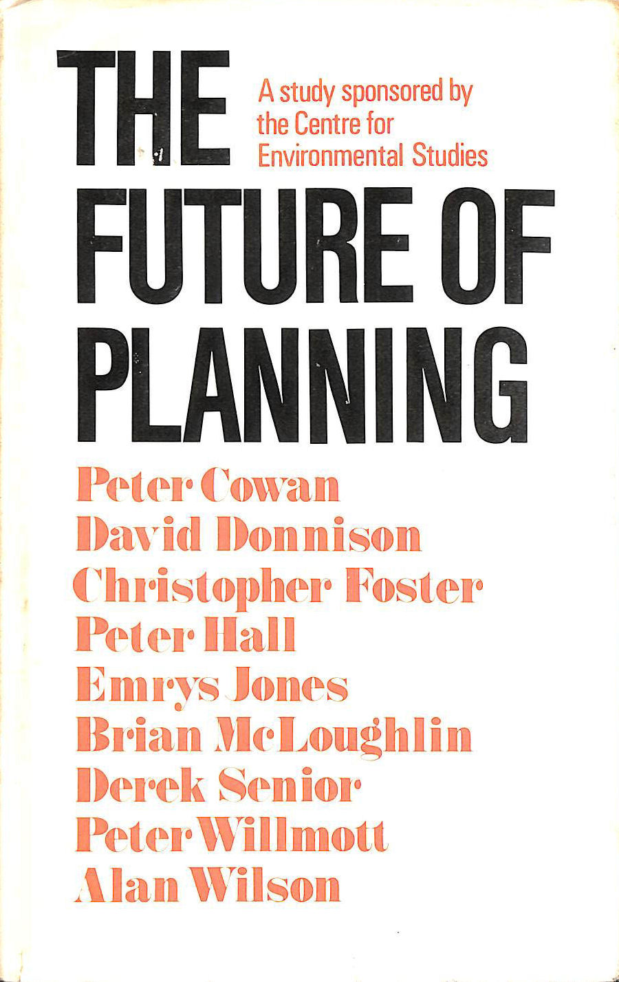 Image for Future of Planning