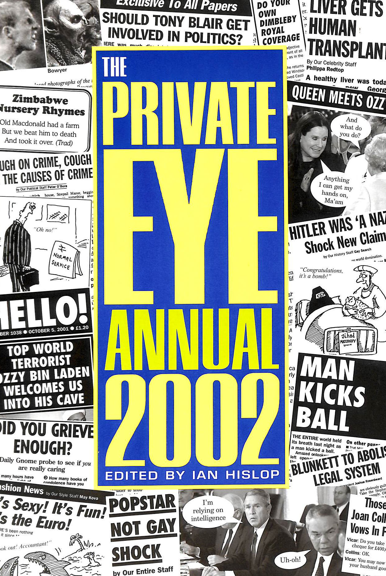 Image for The Private Eye Annual 2002