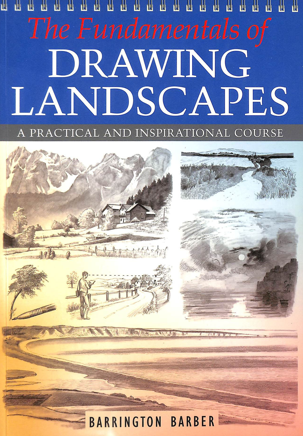 Image for Fundamentals of Landscape Drawing
