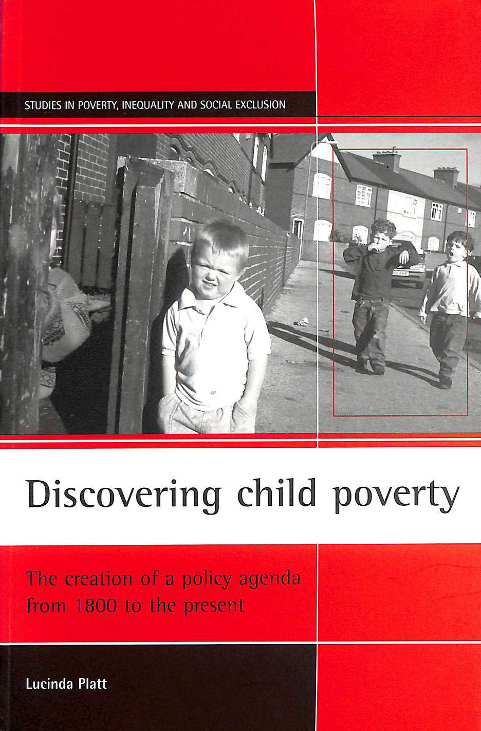 Image for Discovering Child Poverty