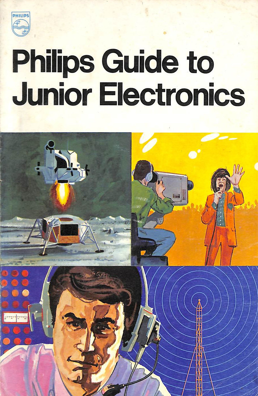 Image for Philips Guide to Junior Electronics