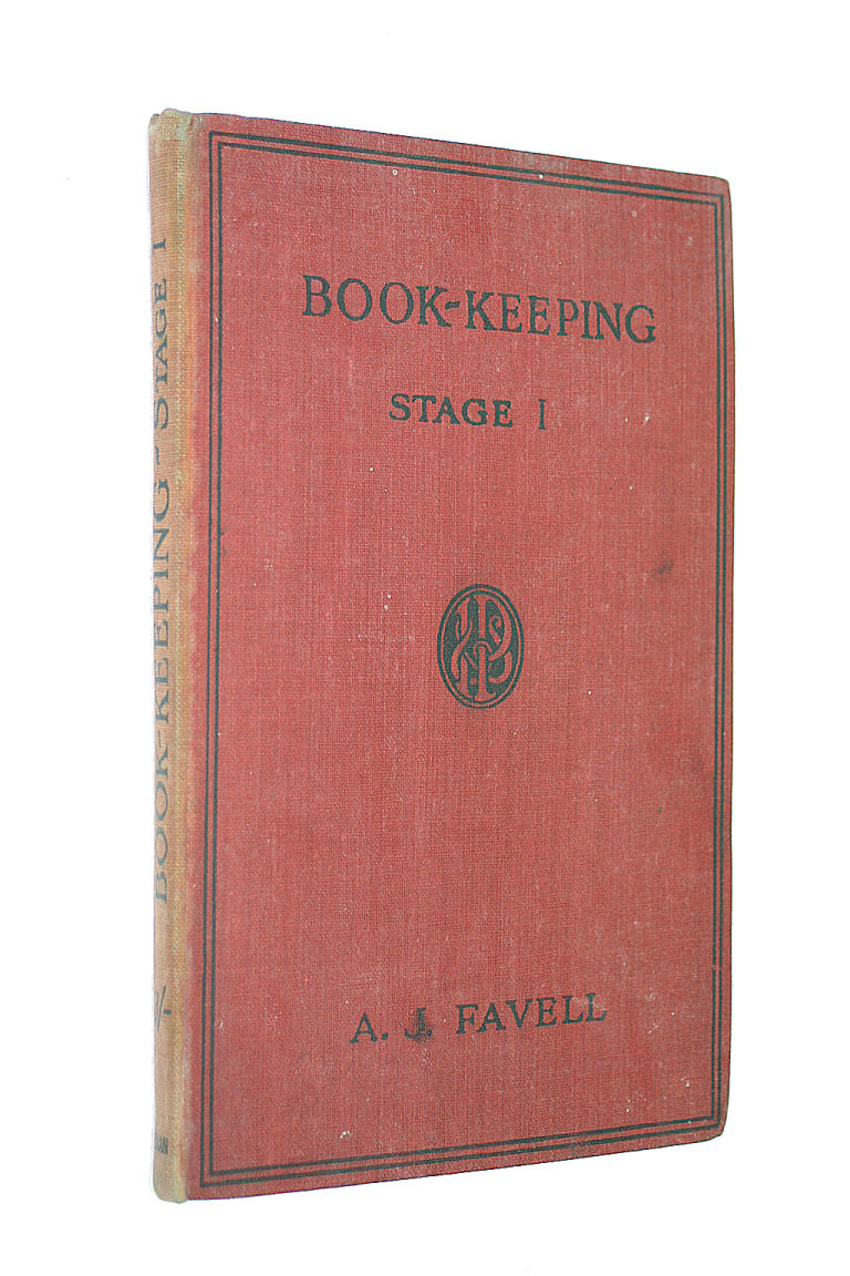 Image for Book-Keeping Stage I