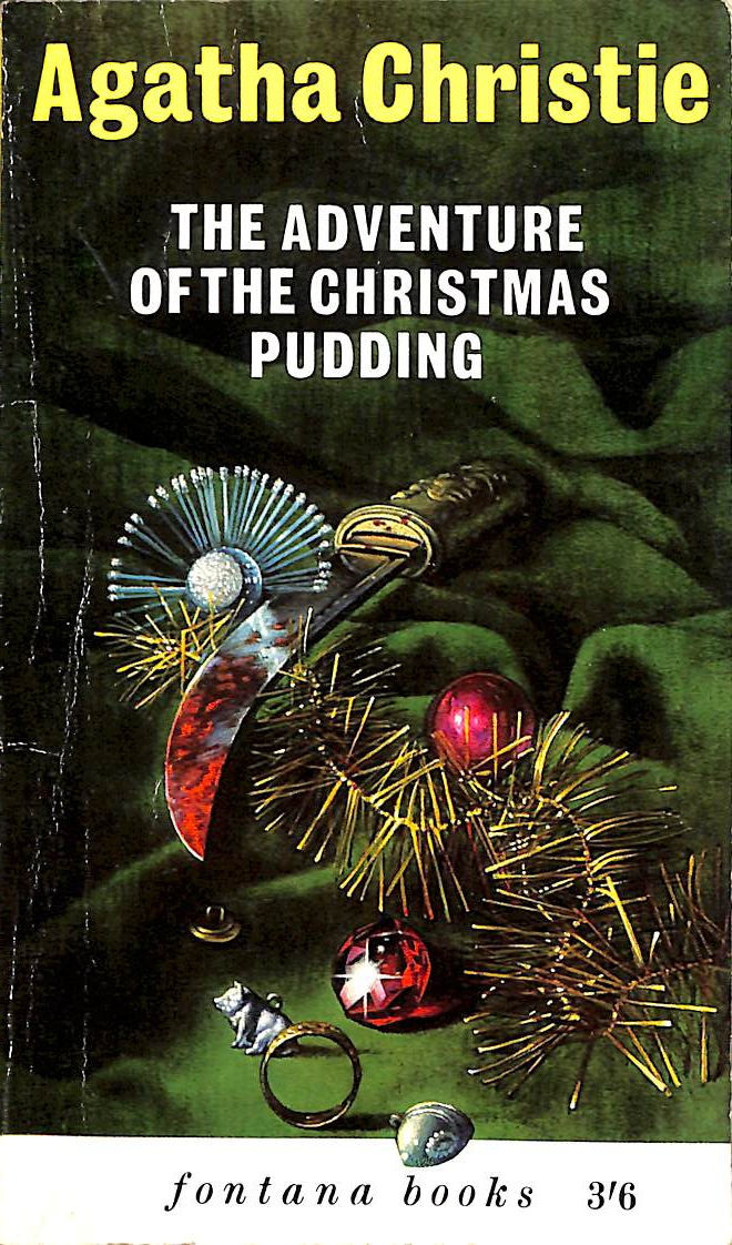 Image for The Adventure Of The Christmas Pudding And A Selection Of Entrees