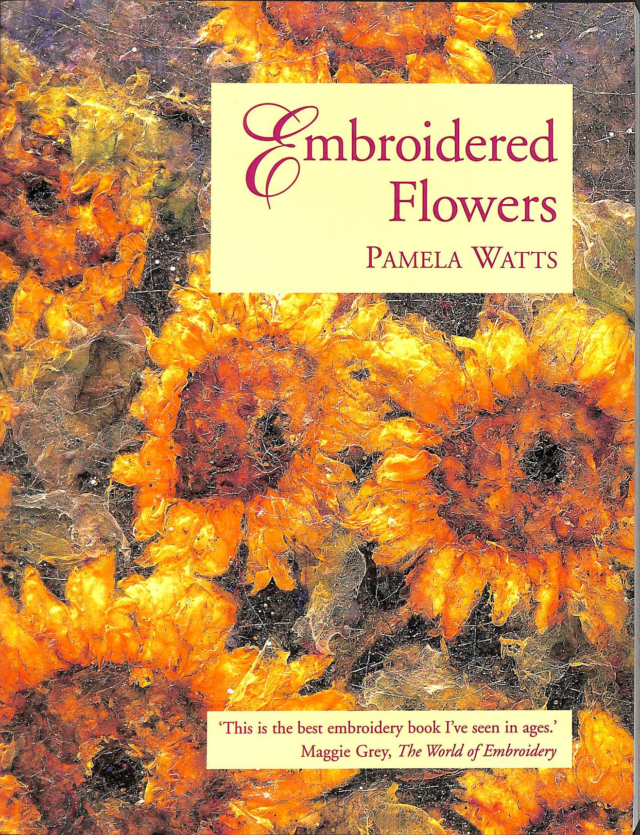 Image for Embroidered Flowers