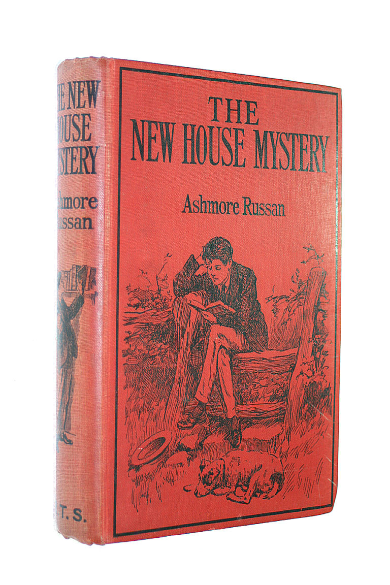 Image for The New House Mystery and Other Tales of School and Country Life.