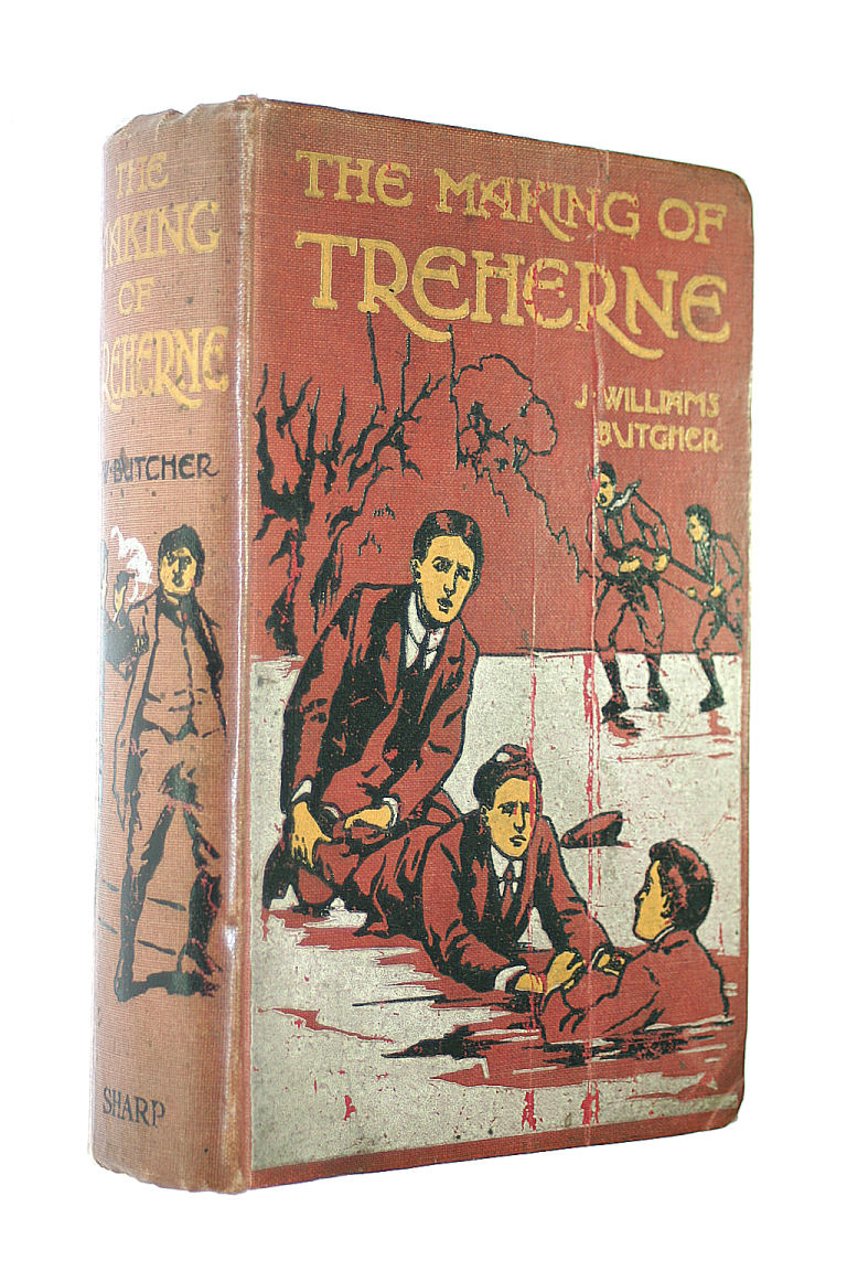 Image for THE MAKING OF TREHERNE