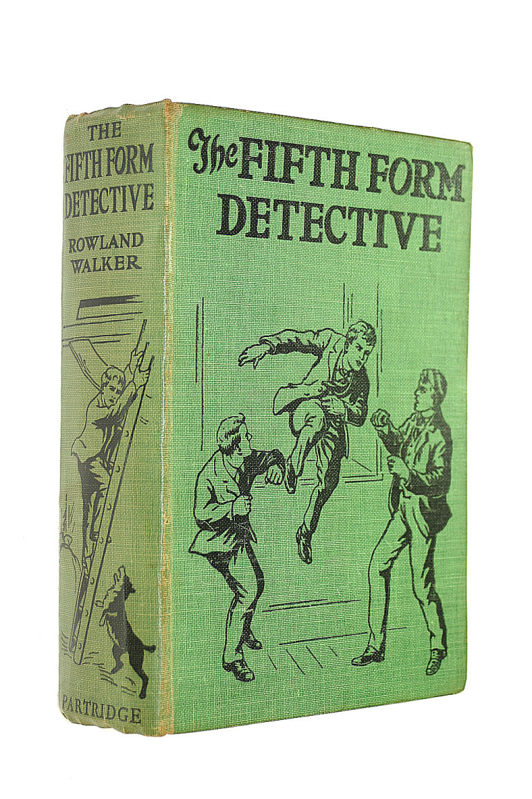 Image for The Fifth Form Detective
