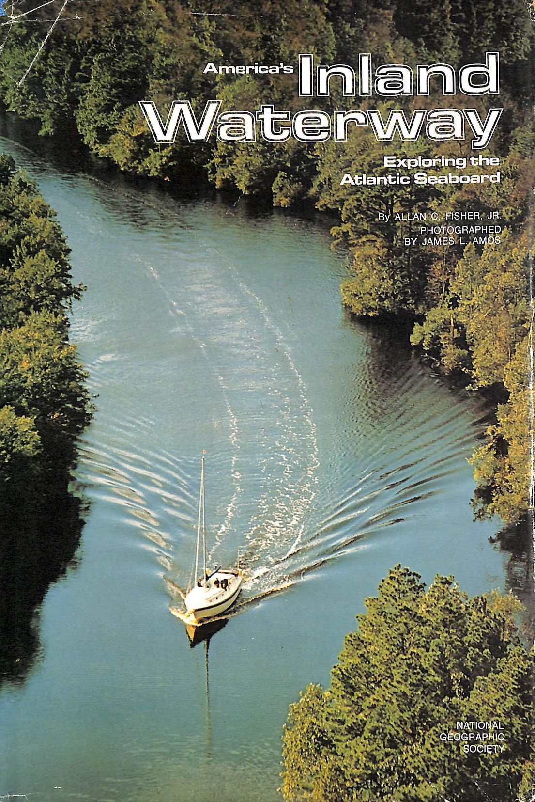 Image for AMERICA's INLAND WATERWAY: EXPLORING THE ATLANTIC SEABOARD.