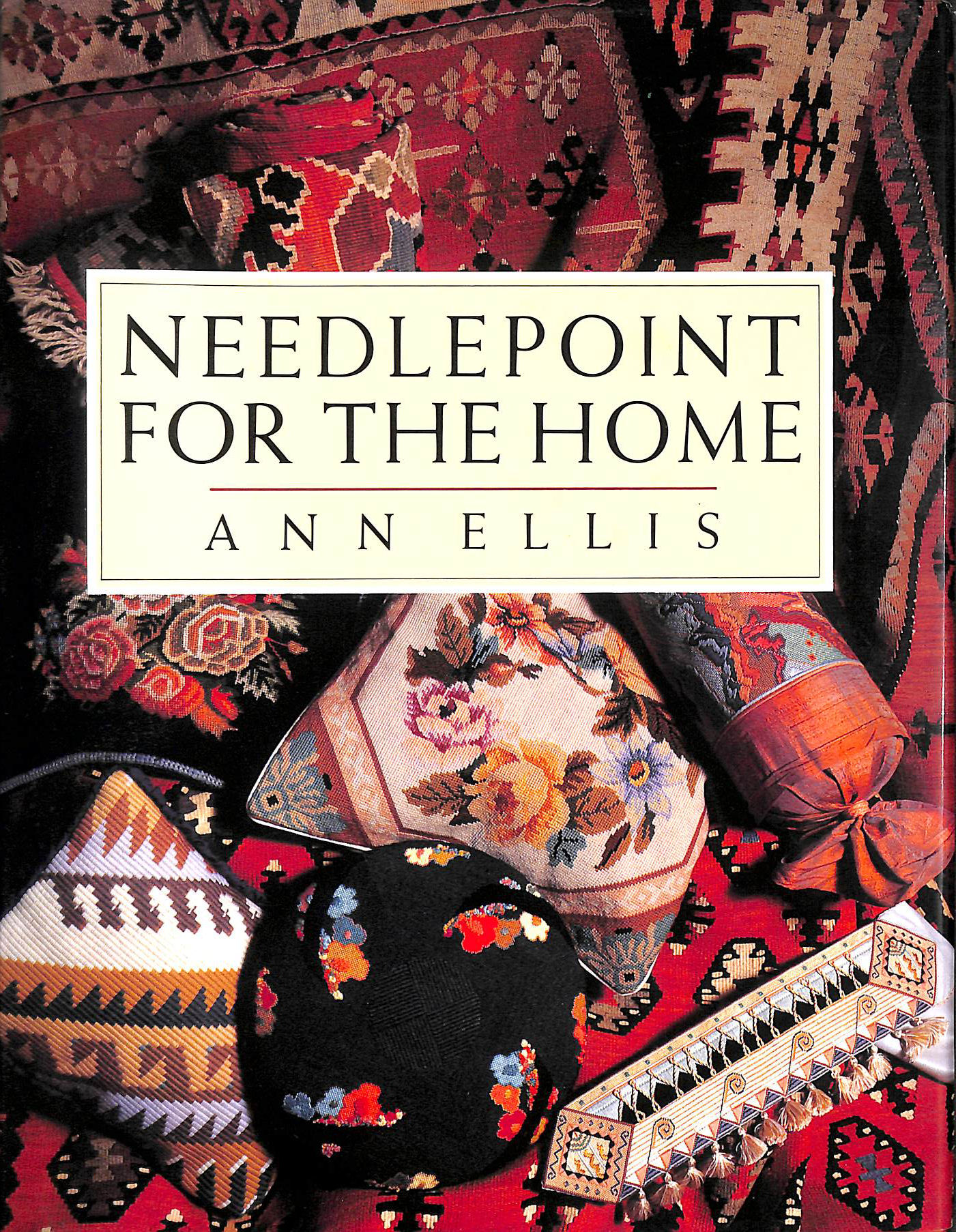 Image for Needlepoint for the Home