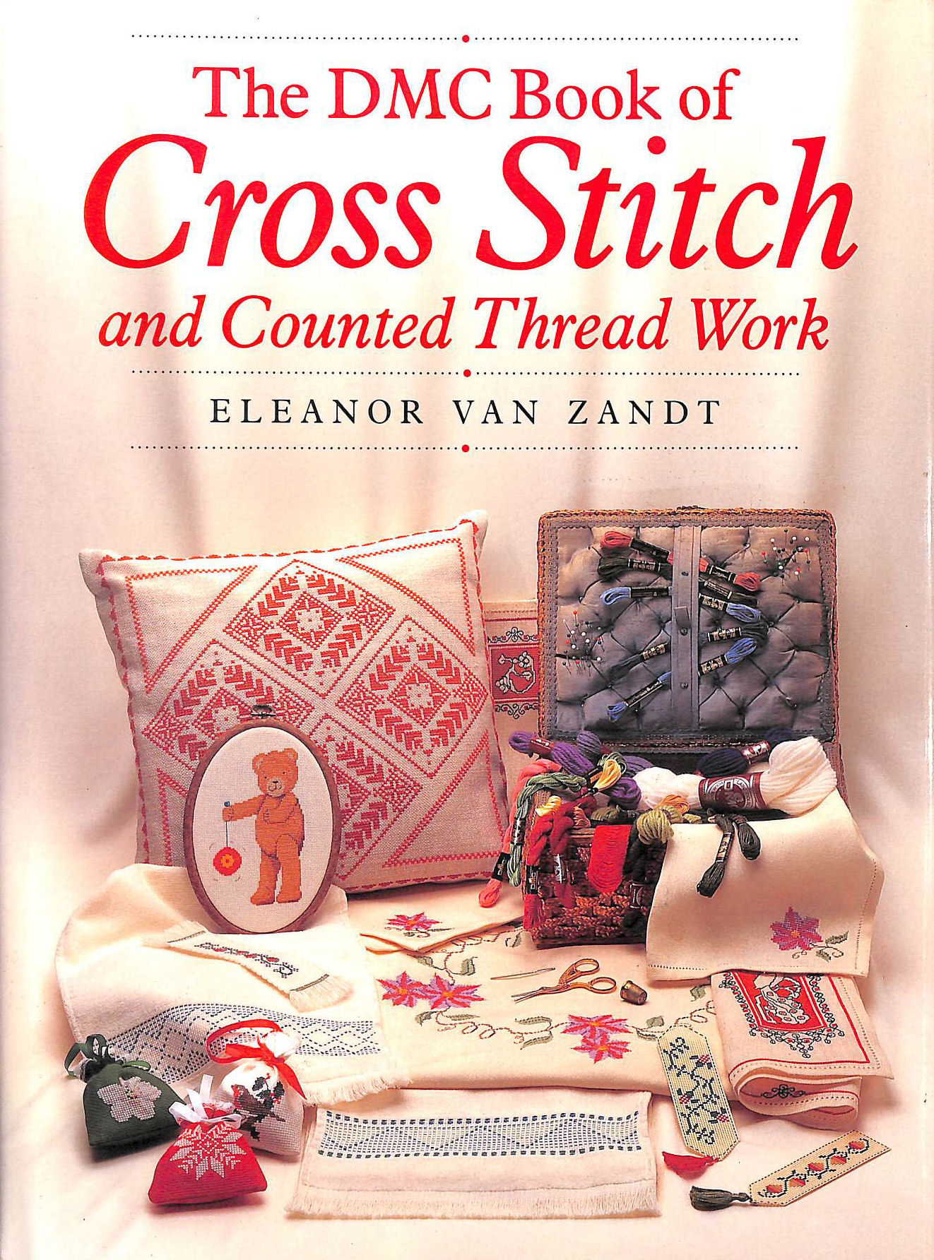 Image for The DMC Book of Cross Stitch and Counted Thread Work