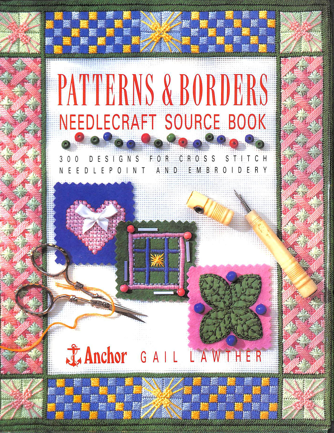 Image for Patterns and Borders Needlecraft Source Book