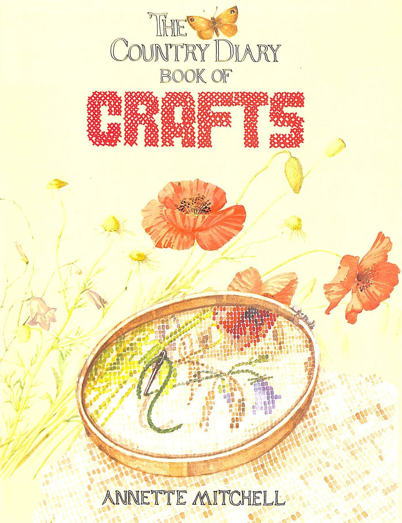 Image for The Country Diary Book of Crafts