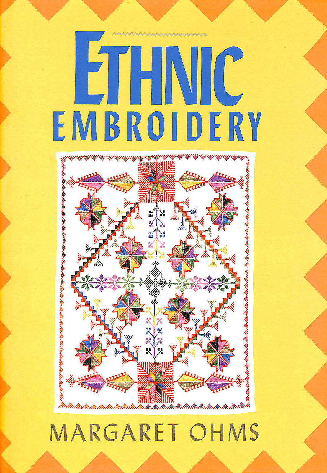 Image for Ethnic Embroidery