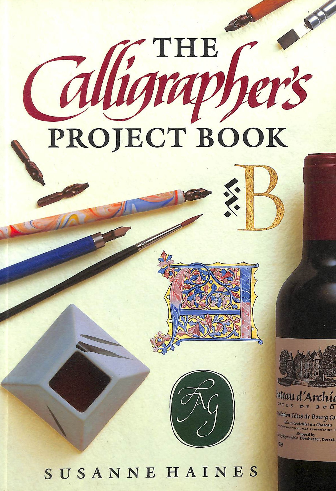 Image for The Calligrapher's Project Book