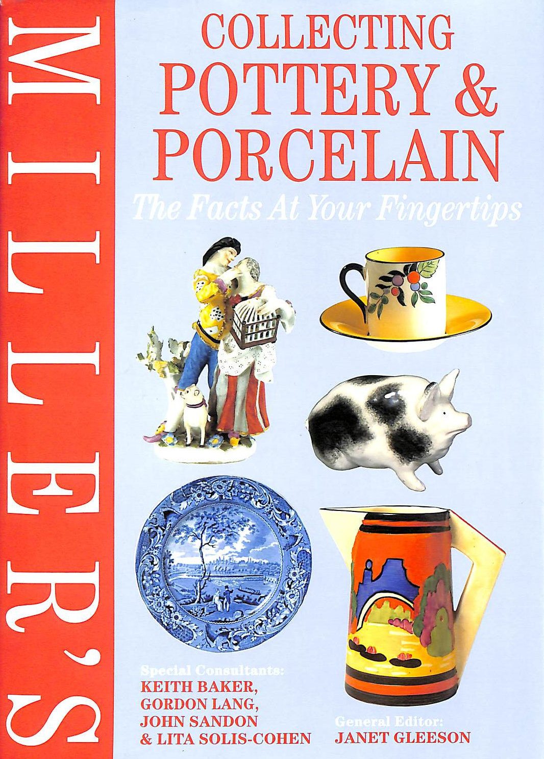 Image for Miller's Collecting Pottery and Porcelain: The Facts at Your Fingertips