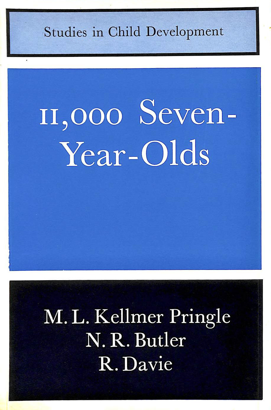 Image for 11,000 Seven-Year-Olds