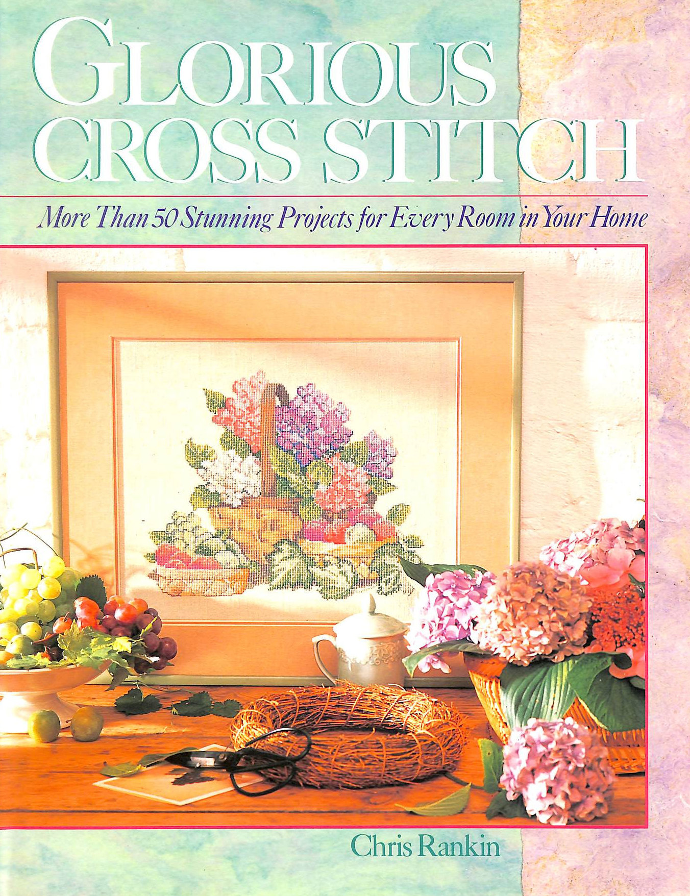 Image for Glorious Cross Stitch: More Than 50 Stunning Projects for Every Room in Your Home (A Sterling / Lark book.)