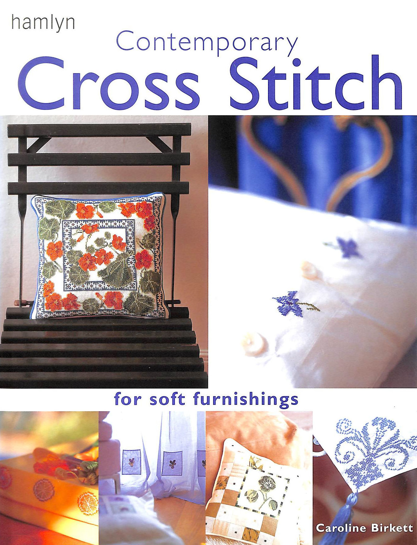 Image for Contemporary Cross Stitch for Soft Furnishings