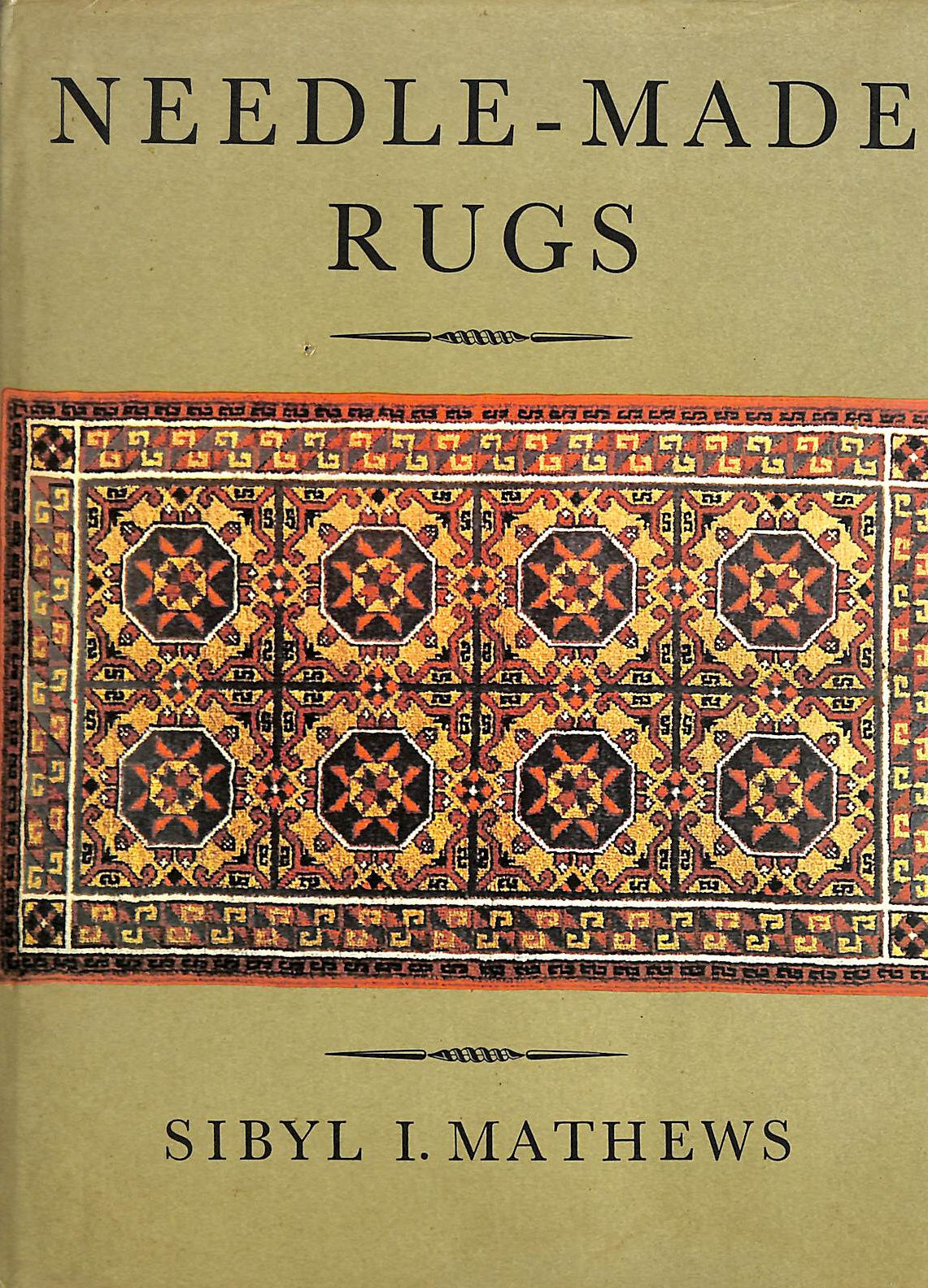Image for Needle-made Rugs